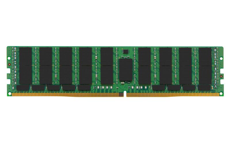 Прес-реліз 25 липня 2017. Модулі регістрової пам'яті Kingston Server Premier DDR4 2666  пройшли валідацію для платформи Intel Purley