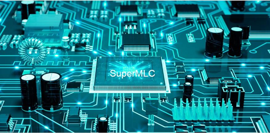 Пристрої пам'яті на Super MLC чипах від Transcend.