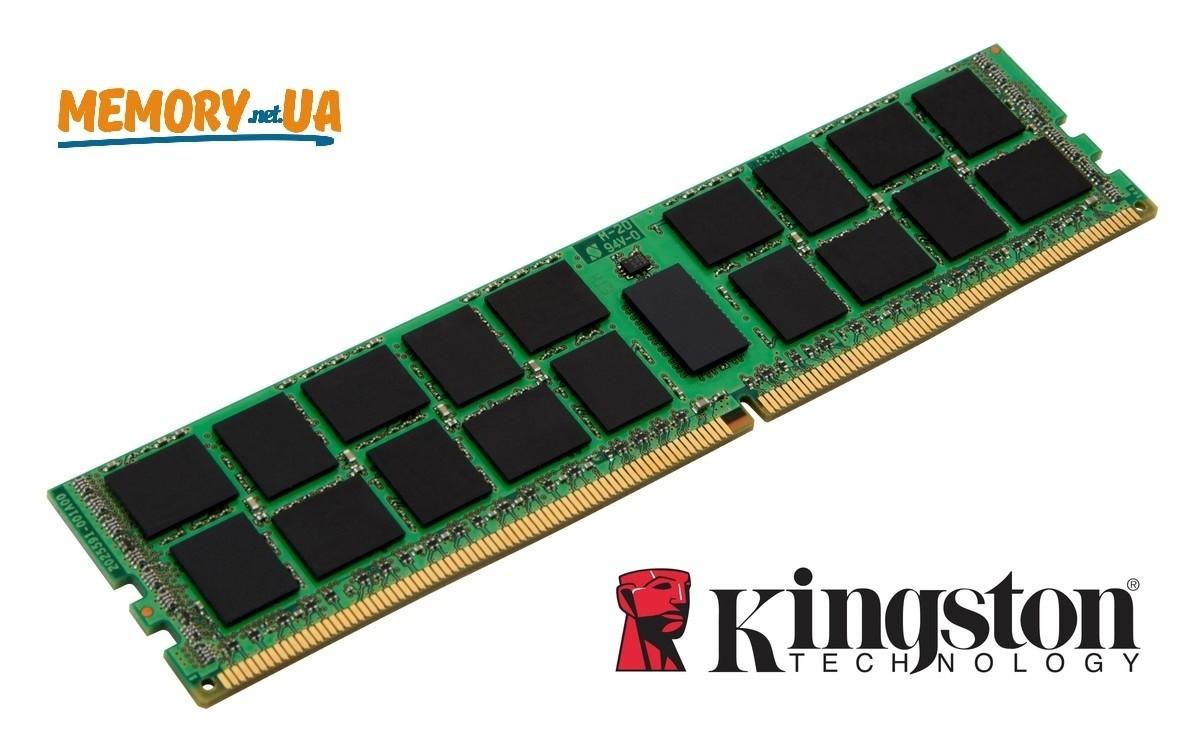 Оперативна пам'ять DDR4 ECC RDIMM 16GB for Dell (KTD-PE424D8/16G)