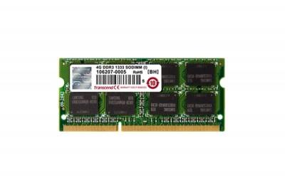 Оперативна пам'ять DDR3 SODIMM 1GB 1066MHz (TS128MSK64V1U)