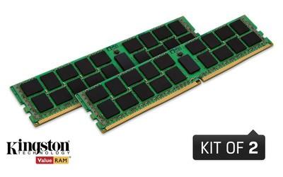 Оперативна пам'ять для сервера KVR16R11S8K2/8