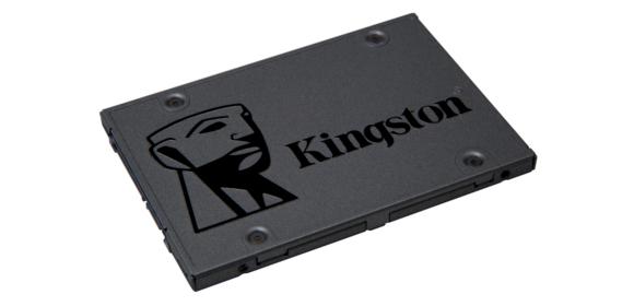 SSD накопичувач Kingston A400 120ГБ