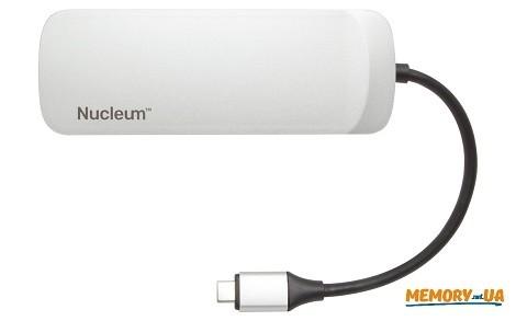 USB-концентратор Kingston Nucleum 7-in-1 USB Type-C