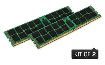 DDR4 ECC UDIMM 16GB 2133MHz (KVR21E15D8K2/16)