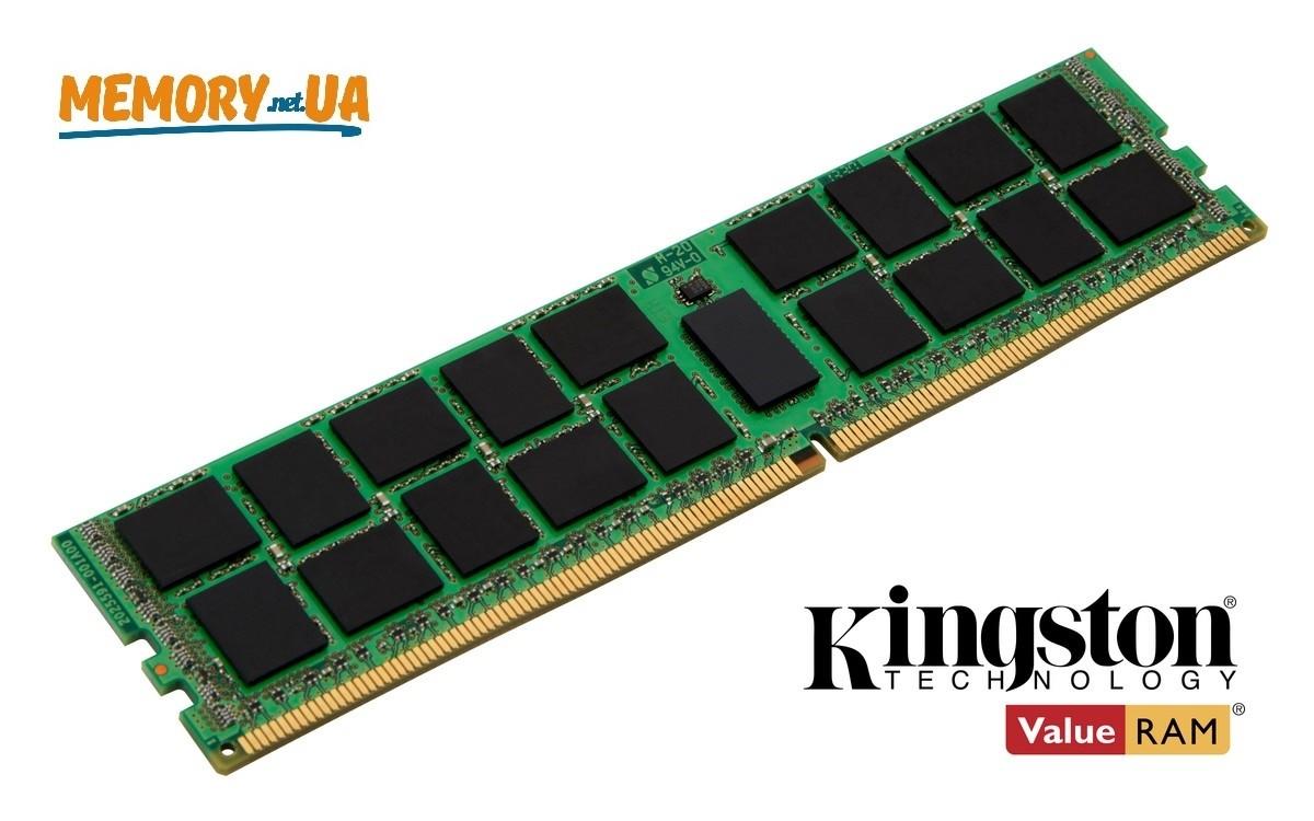 DDR4 ECC RDIMM 8GB (KVR24R17S8/8)