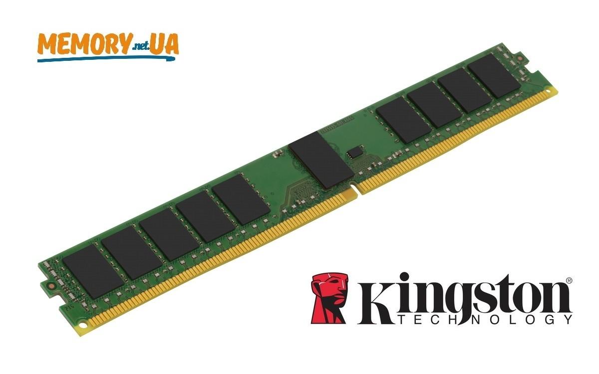 Оперативна пам'ять DDR4 ECC RDIMM VLP 16GB (KSM26RD8L/16MEI)