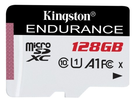 Картка пам'яті Kingston 128GB microSD (SDCE/128GB)