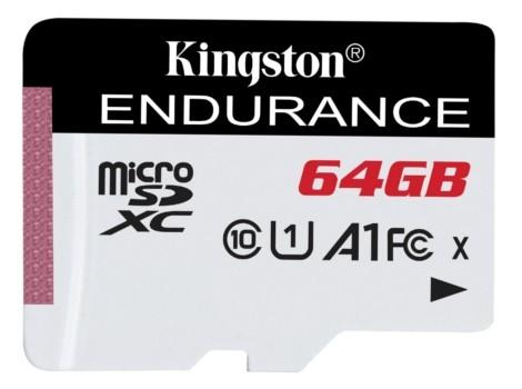 Картка пам'яті Kingston 64GB microSD (SDCE/64GB)
