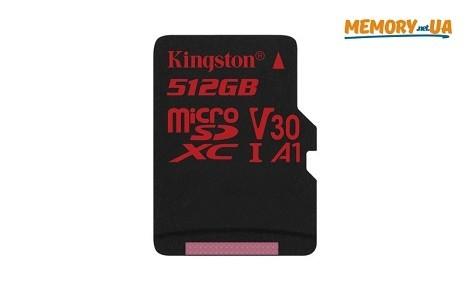 microSD Card 512GB (SDCR/512GBSP)
