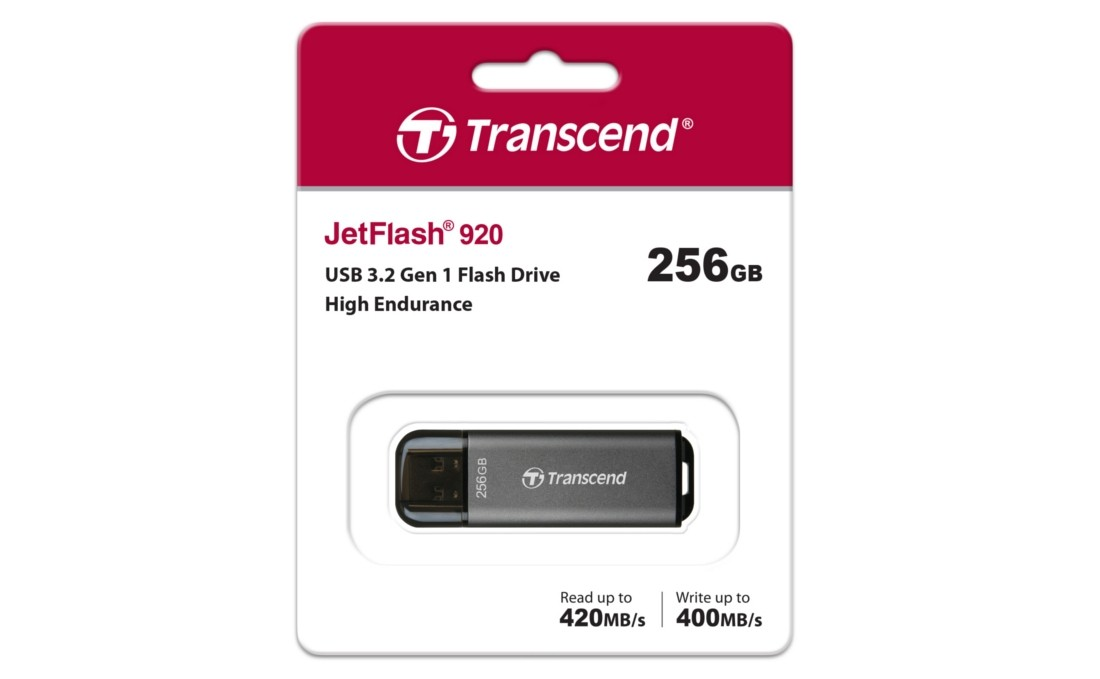 Флеш-накопичувач Transcend JF920 256ГБ TLC - TS256GJF920
