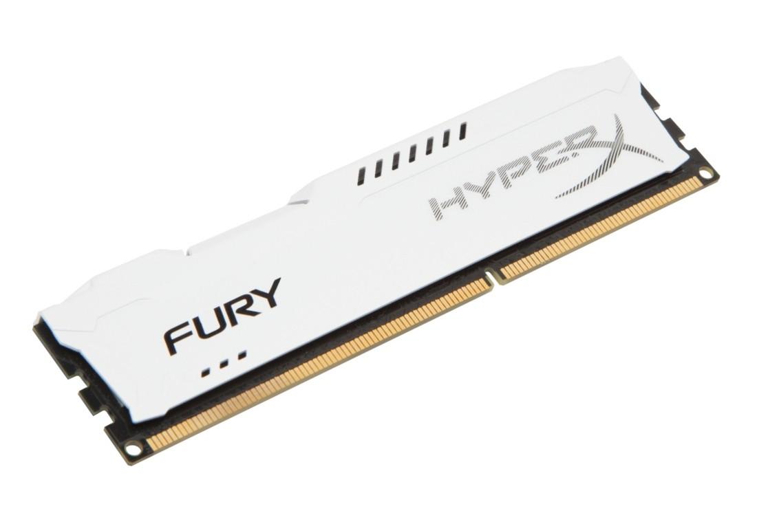 HyperX FURY Оперативна пам'ять 8GB DDR3−1600MHz DIMM (HX316C10FW/8)