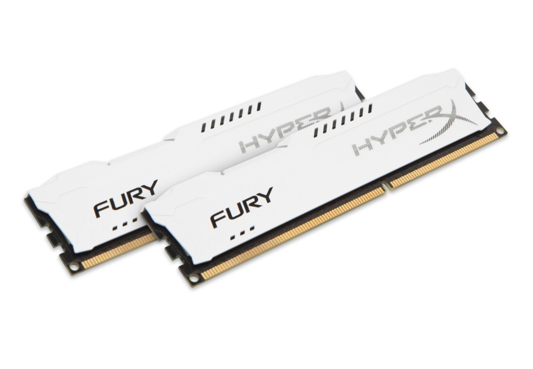 HyperX FURY Оперативна пам'ять 16GB DDR3−1333MHz DIMM (HX313C9FWK2/16)