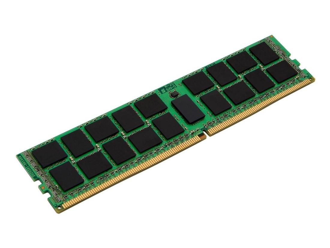 Оперативна пам'ять Kingston 16ГБ DDR4 2933МГц 2Rx8 Reg ECC для серверів Dell (KTD-PE429D8/16G)