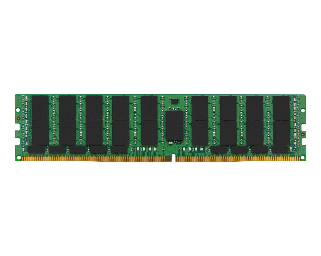 Оперативна пам'ять Kingston 64ГБ DDR4 2933МГц 4Rx4 LRDIMM ECC для серверів Dell (KTD-PE429LQ/64G)