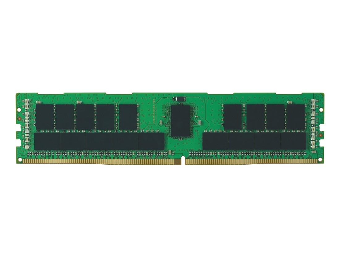 Оперативна пам'ять для серверу GoodRAM 16ГБ DDR4 3200МГц 2Rx4 ECC Registered DIMM (W-MEM3200R4D416G)