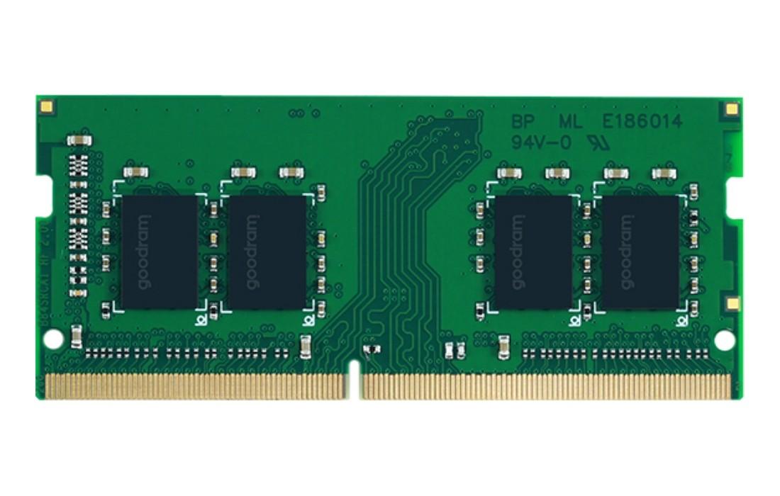 Пам'ять содим GoodRAM 8ГБ DDR4 2666МГц - W-AE26S08G