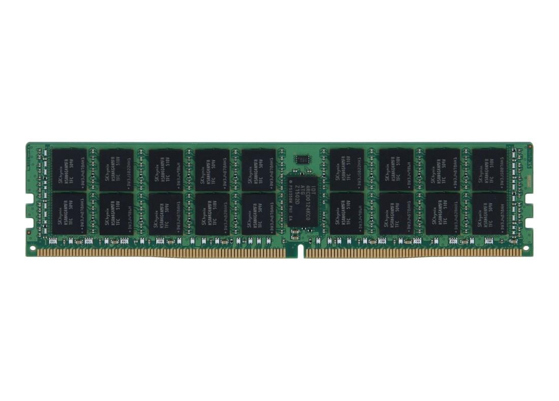 Оперативна пам'ять для серверу Hynix 16ГБ DDR4 2666МГц - HMA42GR7BJR4N-VKTF