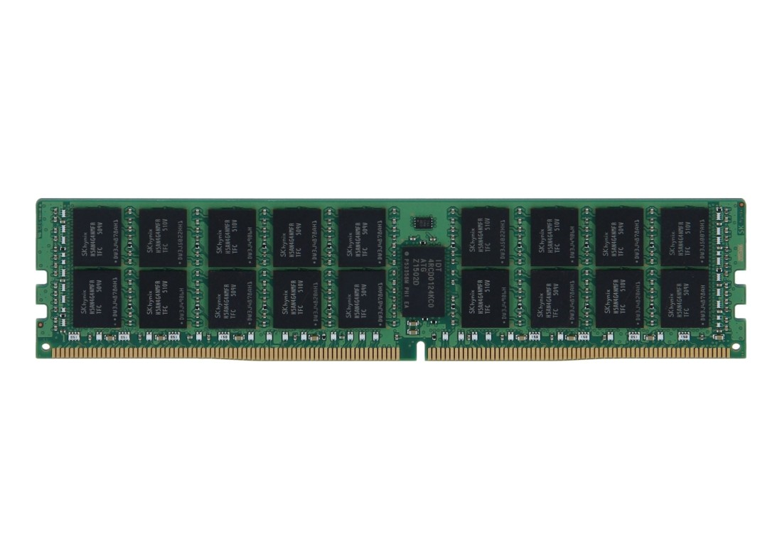 Оперативна пам'ять для серверу Hynix 16ГБ DDR4 2666МГц - HMA82GR7JJR4N-VKT3