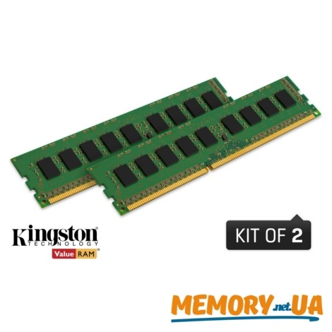 Kingston 16GB DDR3 DIMM (KVR1333D3E9SK2/16G)