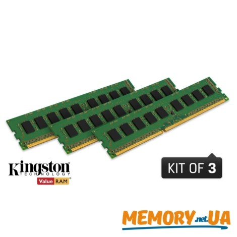 Kingston 24GB DDR3 DIMM (KVR1333D3E9SK3/24G)