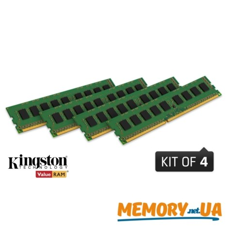 Kingston 32GB DDR3 DIMM (KVR16E11K4/32)