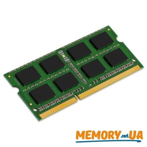 Оперативна пам'ять Kingston 8GB DDR3 SODIMM (KVR1333D3S9/8G)