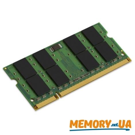 DDR2 SODIMM 1GB 667MHz (KVR667D2S5/1G)