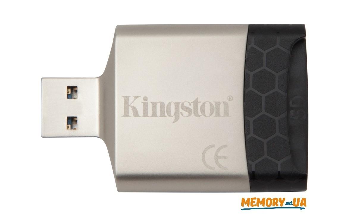 Картрідер багатоформатний Kingston MobileLite G4 USB 3.0