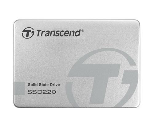 "SSD накопичувач Transcend® 2.5"" 120ГБ (TS120GSSD220S)"