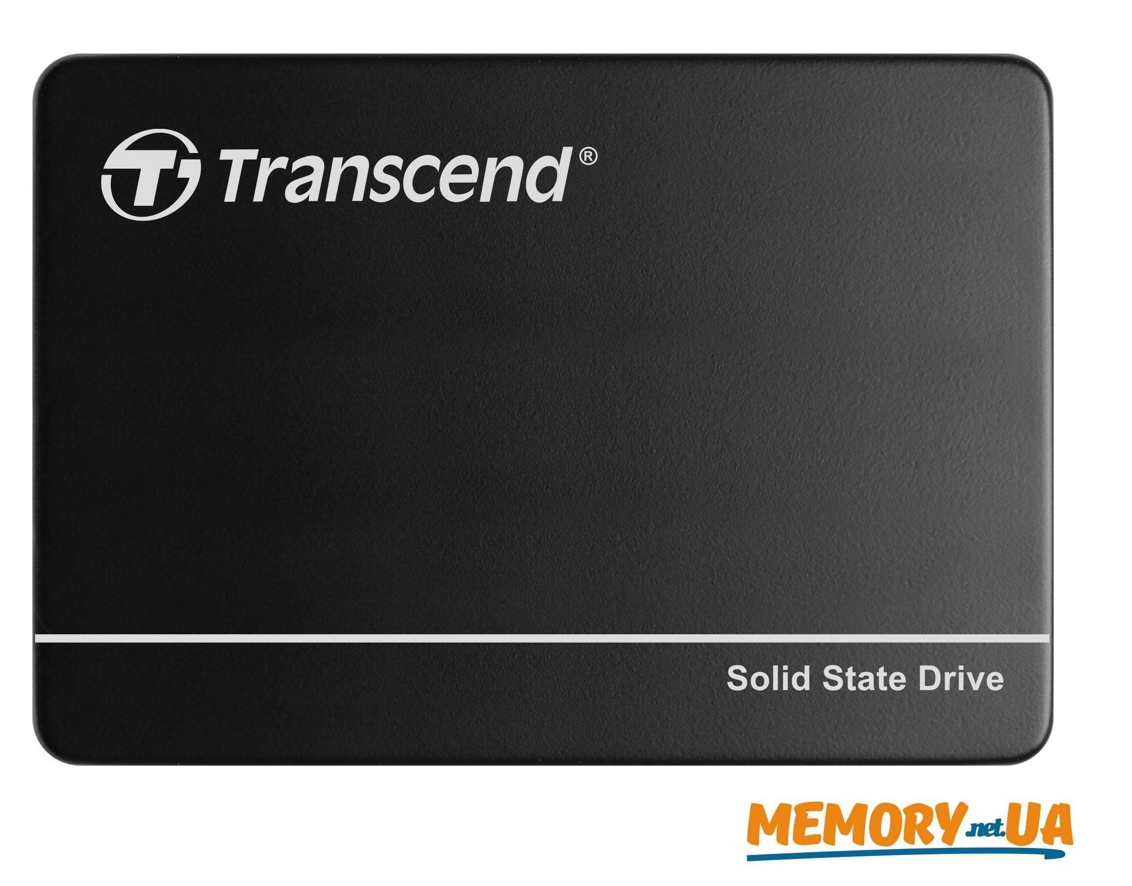 "Твердотільний накопичувач Transcend 16GB SSD 2.5"" SATA III SSD510K SuperMLC Aluminum case (TS16GSSD510K)"