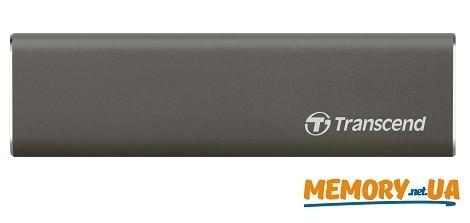 Портативний твердотільний накопичувач Transcend 480GB USB 3.1 Gen 2 StoreJet® 600 Portable SSD for Mac (TS480GSJM600)