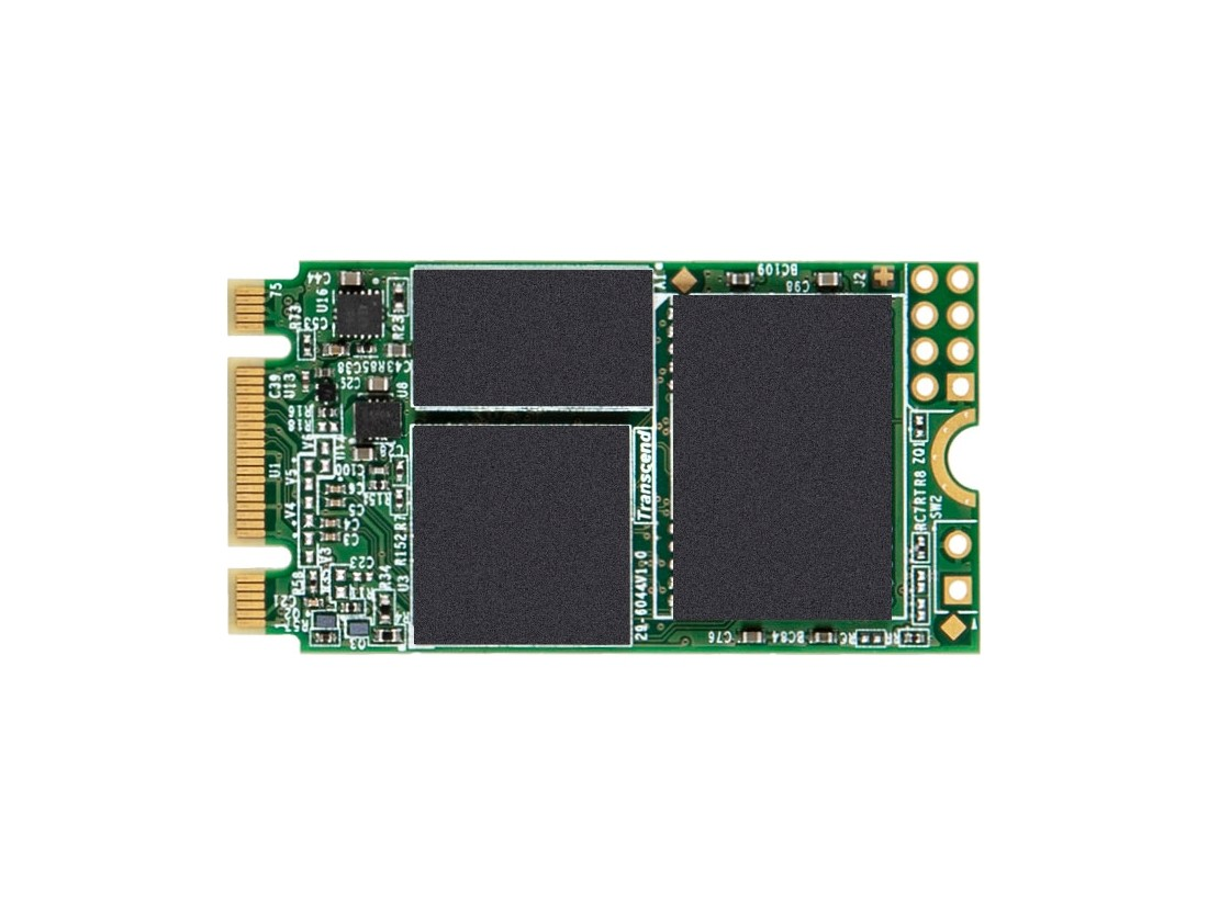 SSD накопичувач Transcend MTS550T-I 128ГБ M.2 SATA III 3D NAND Промислового класу (TS128GMTS550T-I)