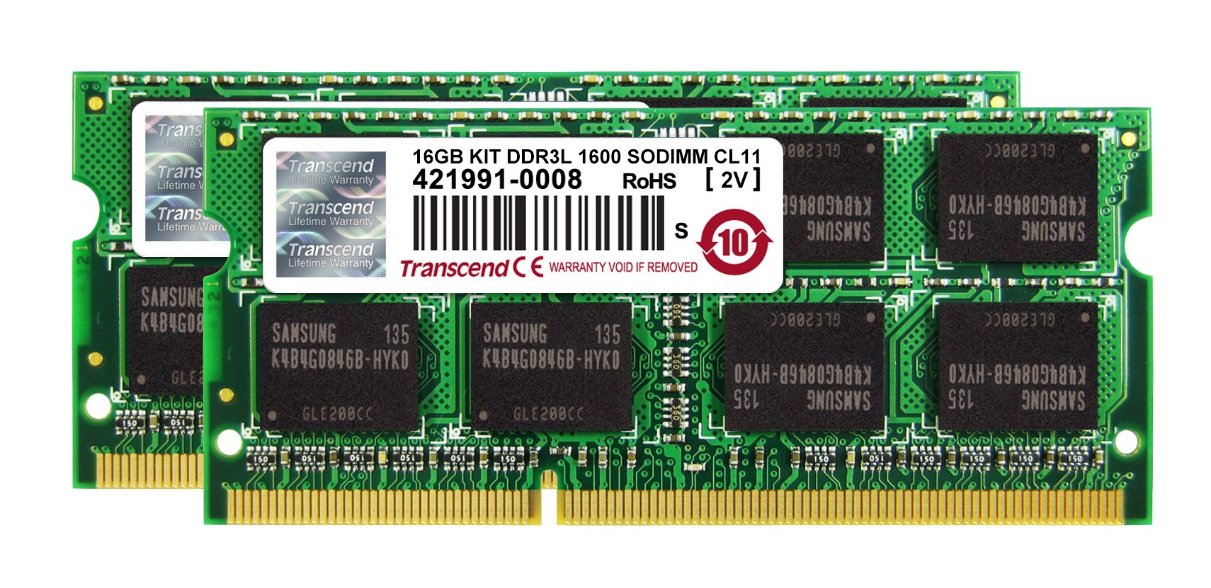 Оперативна пам'ять TS1600KWSH-16GK