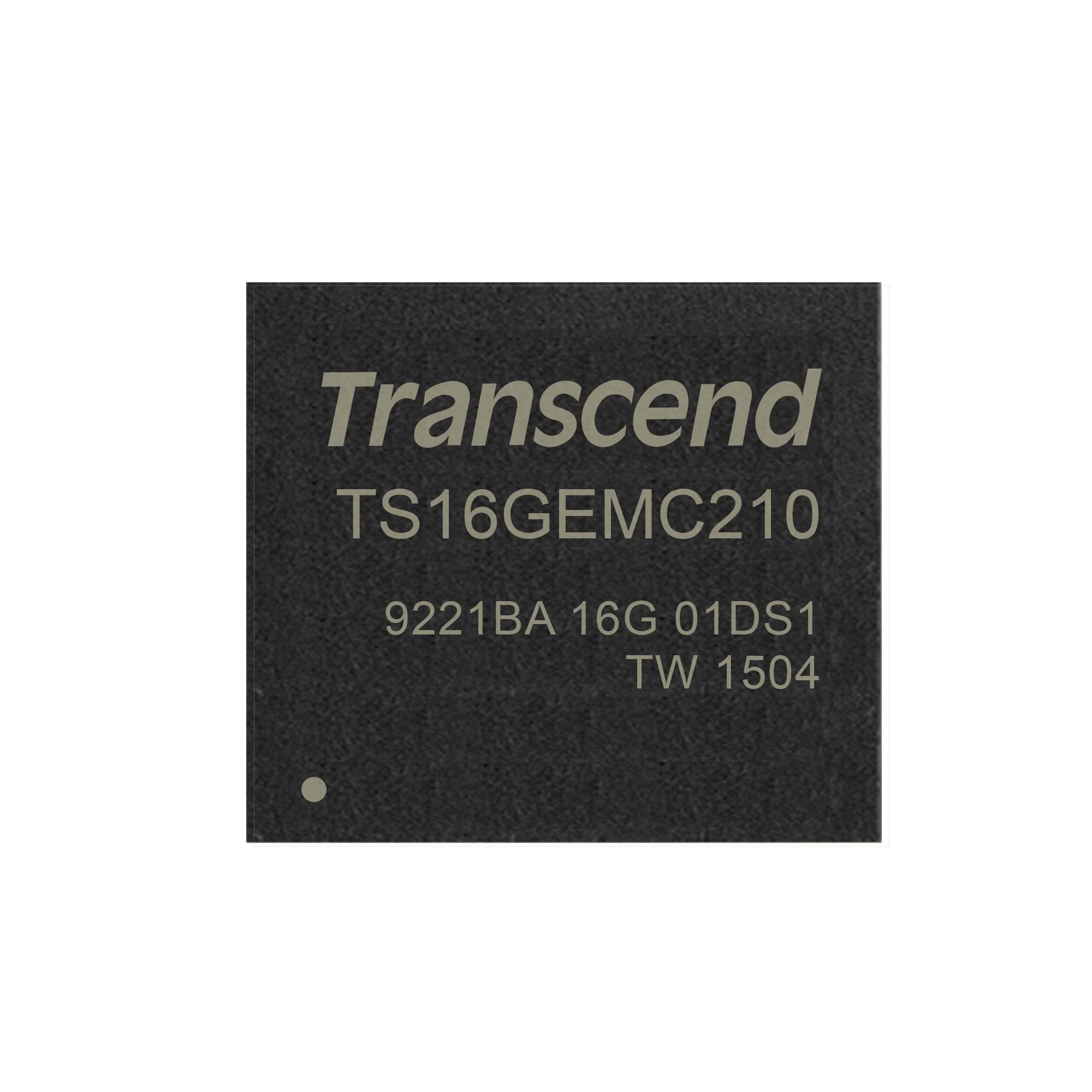 Картка пам'яті Transcend 16GB eMMC (TS16GEMC210)