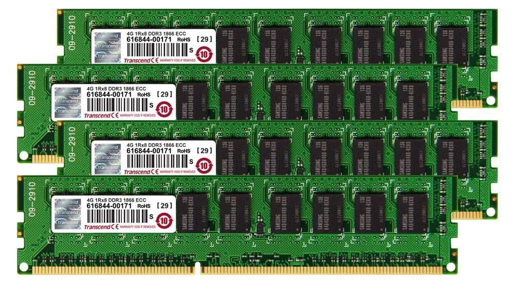 Модуль оперативної пам'яті Transcend TS16GJMA545H