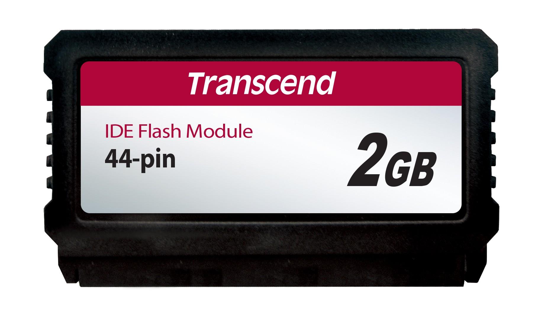PATA 44 Pin Vertical 2GB (TS2GPTM720)