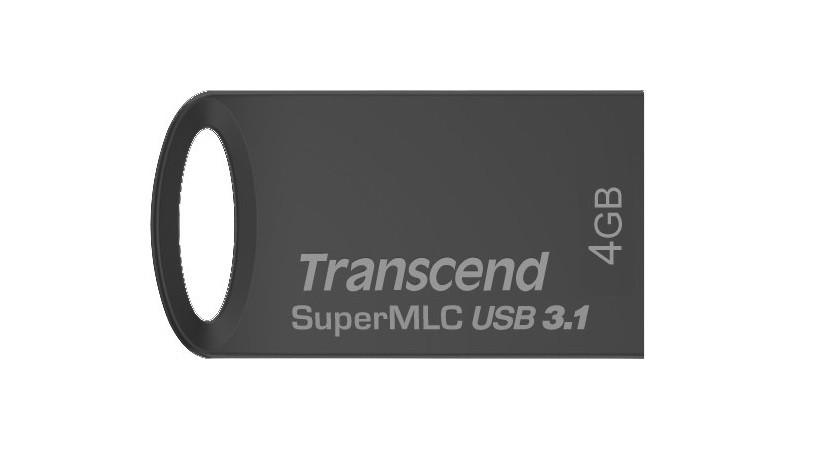 Флеш-накопичувач Transcend 4GB USB 3.1 JetFlash 740 SuperMLC Промислового класу (TS4GJF740K)