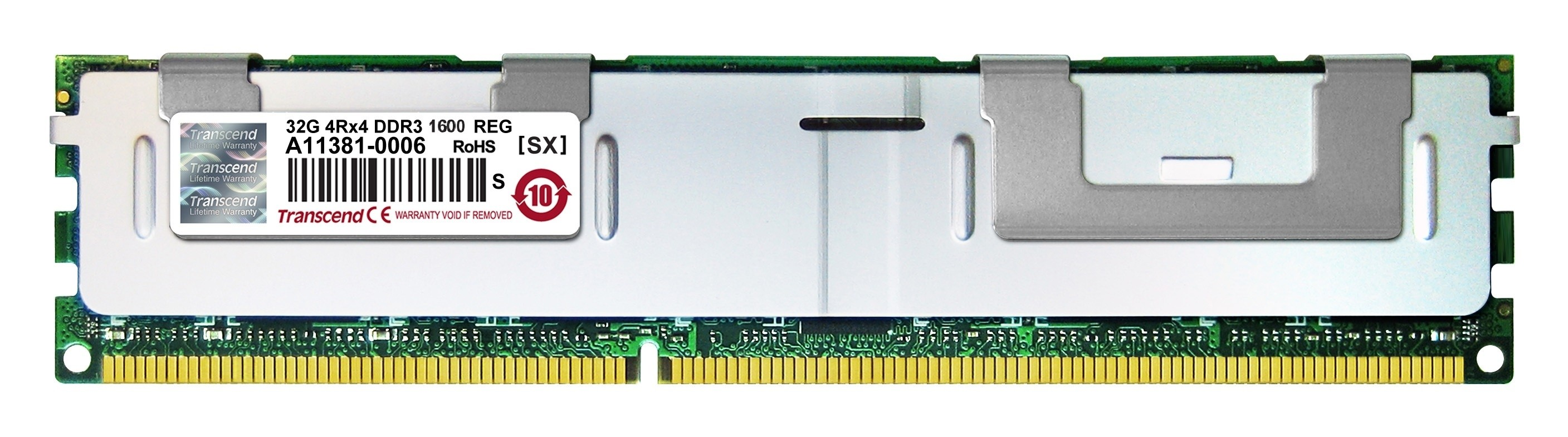 DDR3 ECC RDIMM 32GB (TS4GKR72V6P)