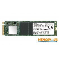 SSD накопичувач PCIe M.2 128GB (TS128GMTE110S)