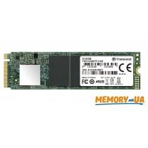 SSD накопичувач PCIe M.2 512GB (TS512GMTE110S)