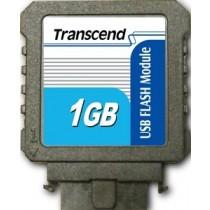 Модуль флеш-пам'яті (вертикальний) Transcend 1GB USB SLC Промислового класу (TS1GUFM-V)