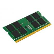 Оперативна пам'ять Kingston 16ГБ 3200МГц DDR4 CL22 SODIMM 2Rx8 (KVR32S22D8/16)