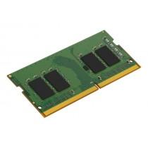 Оперативна пам'ять Kingston 4ГБ 3200МГц DDR4 CL22 SODIMM 1Rx16 (KVR32S22S6/4)