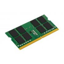 Оперативна пам'ять Kingston 32ГБ DDR4 2933МГц CL21 2Rx8 SODIMM (KVR29S21D8/32)