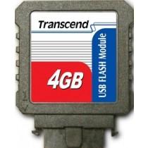 Модуль флеш-пам'яті (вертикальний) Transcend 4GB USB SLC Промислового класу (TS4GUFM-V)