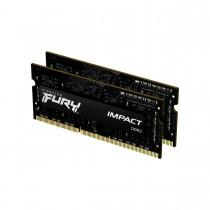 16GB 1866MHz Kingston FURYImpact оперативна пам'ять DDR3L SODIMM (KF318LS11IBK2/16)