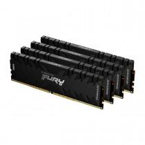 128GB 3600MHz Kingston FURY Renegade Black оперативна пам'ять DDR4  DIMM (KF436C18RBK4/128)