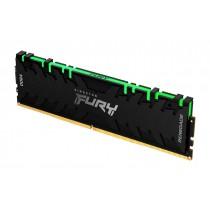 16GB3000MHz Kingston FURYRenegadeRGB оперативна пам'ять DDR4  DIMM (KF430C15RB1A/16)