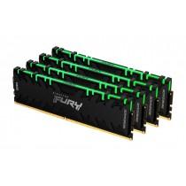 128GB3200MHz Kingston FURYRenegadeRGB оперативна пам'ять DDR4  DIMM (KF432C16RBAK4/128)