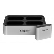 Док-станція Workflow и концентратор USB miniHub Kingston